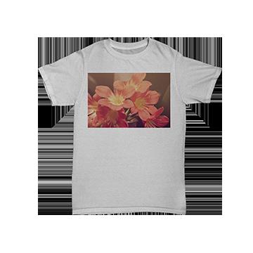 Цветная печать на футболке